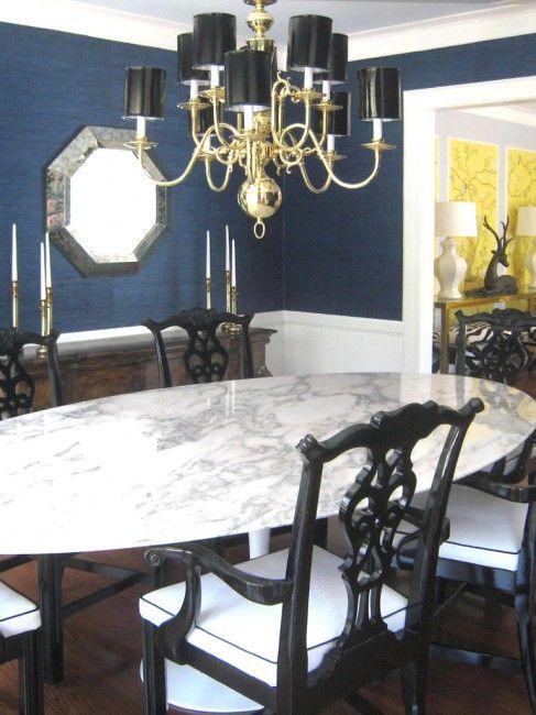 Grasscloth Wallpaper Dining Room Design On Vine : grasscloth wallpaper dining room zivP from www.designonvine.com size 487 x 650 jpeg 57kB