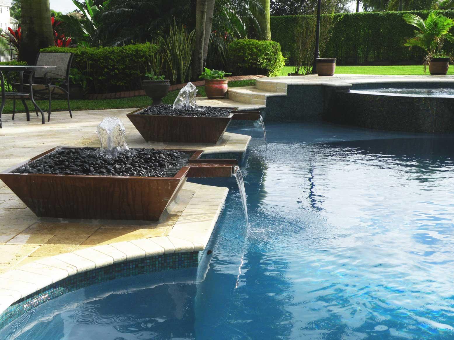 Outdoor Fountain Ideas UWeR